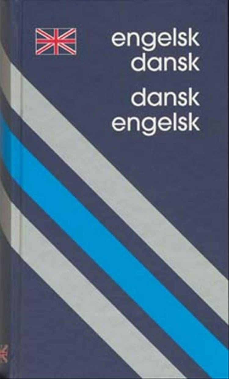 Engelsk-dansk, dansk-engelsk af Anna Garde
