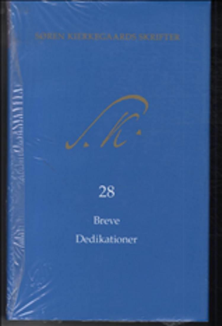 Søren Kierkegaards Skrifter - Bind 28 og K28