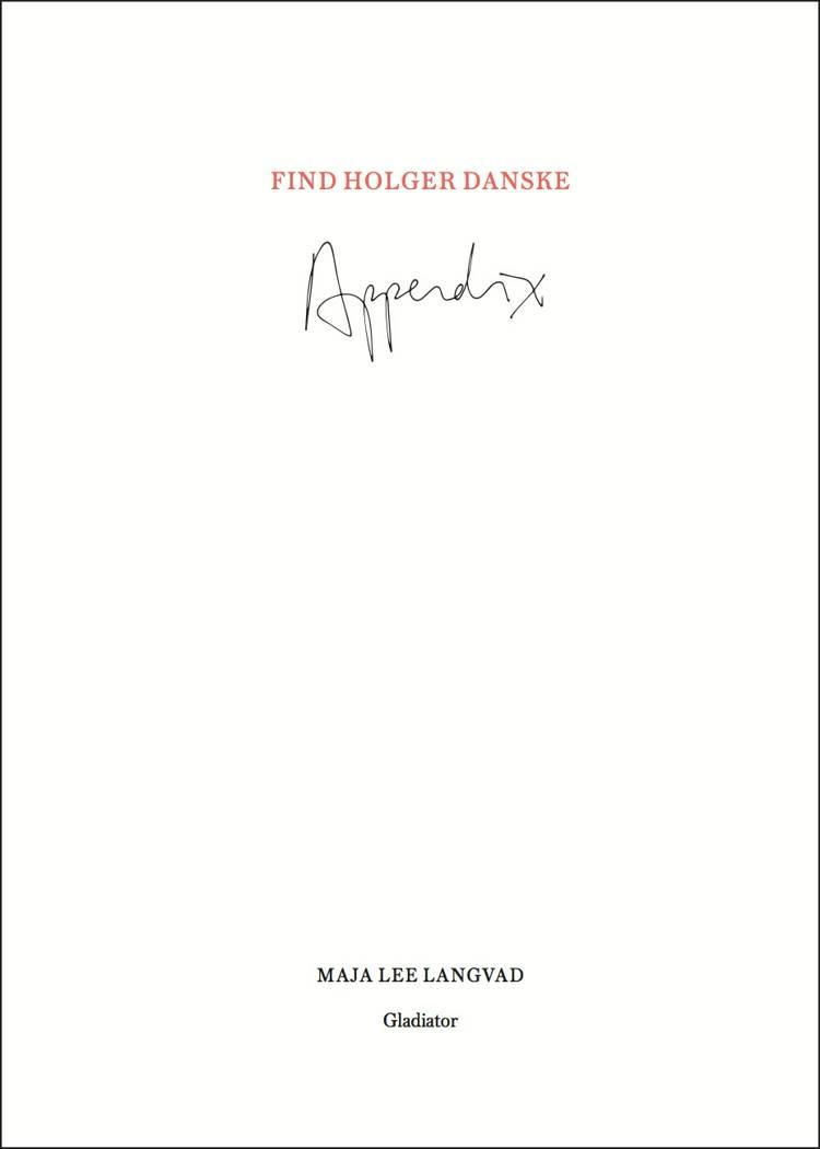 Find Holger Danske af Maja Lee Langvad