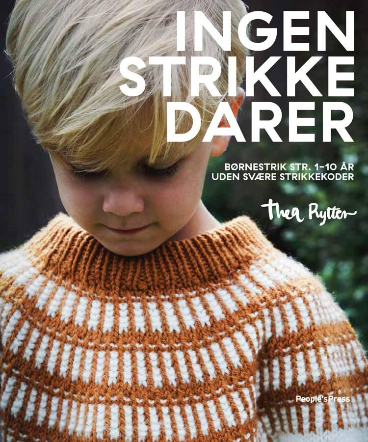 Ingen strikkedarer af Thea Rytter