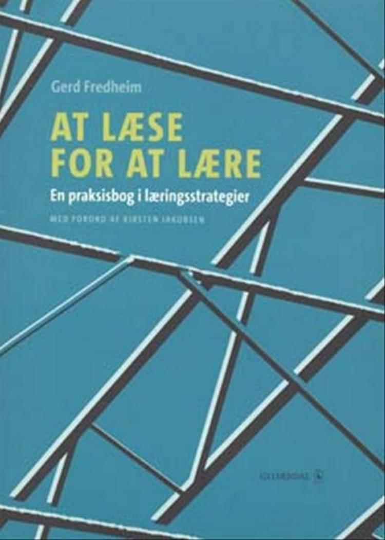 At læse for at lære af Kirsten Jakobsen og Gerd Fredheim