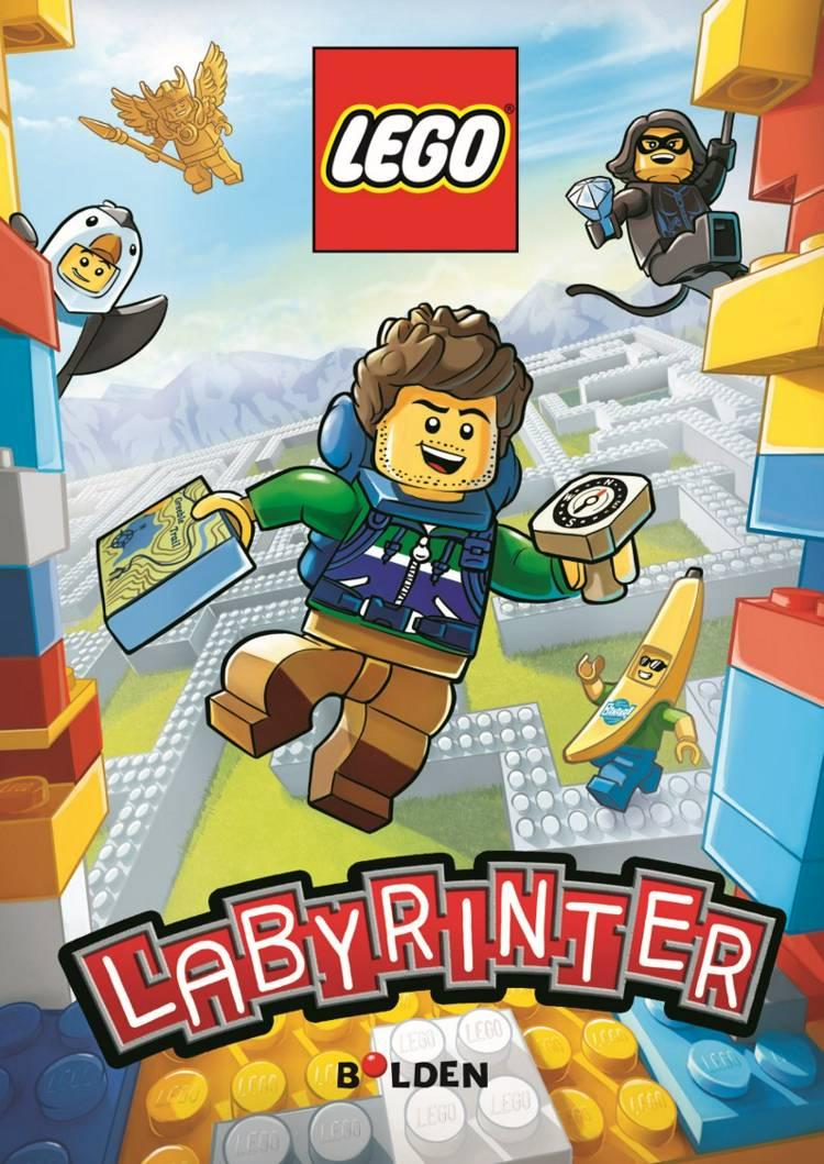 LEGO Labyrinter: Minifigurer