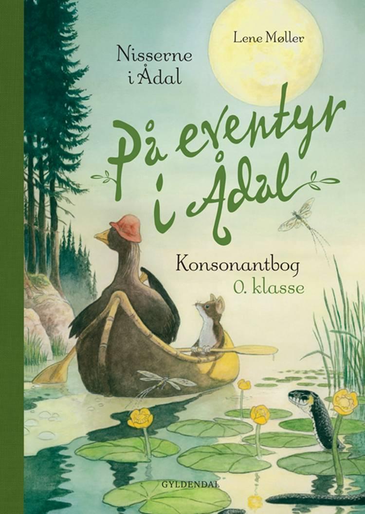 Konsonantbogen af Lene Møller