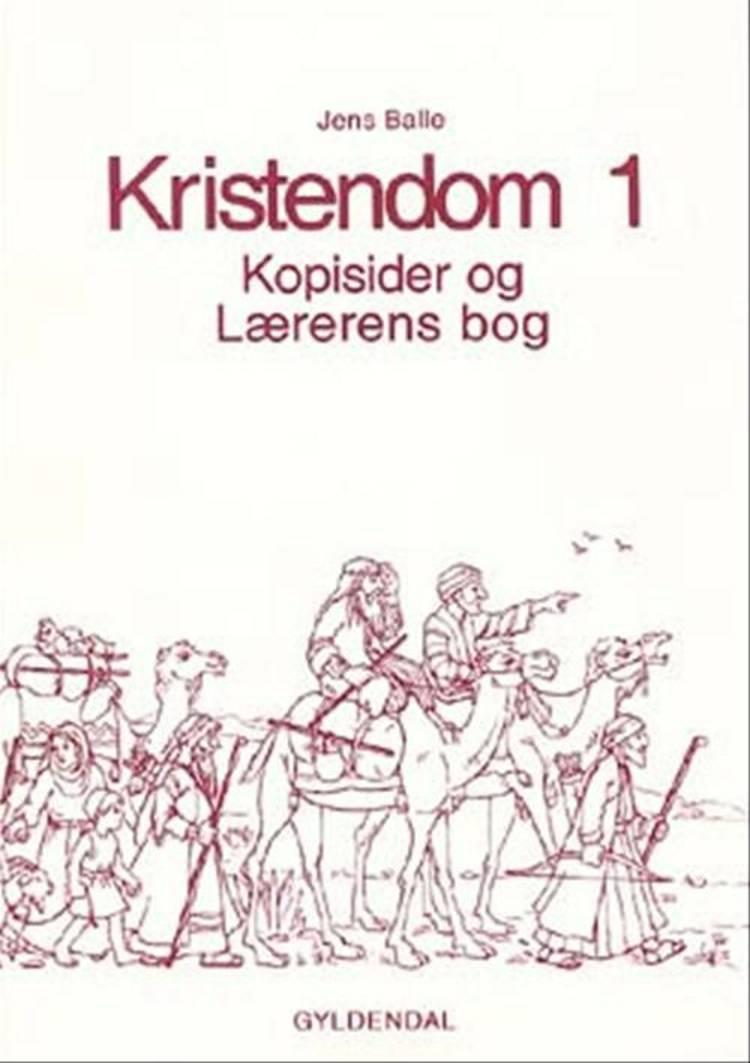 Kristendom 1 af Jens Balle