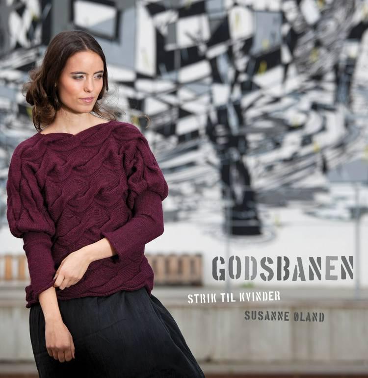Godsbanen - strik til kvinder af Susanne Øland