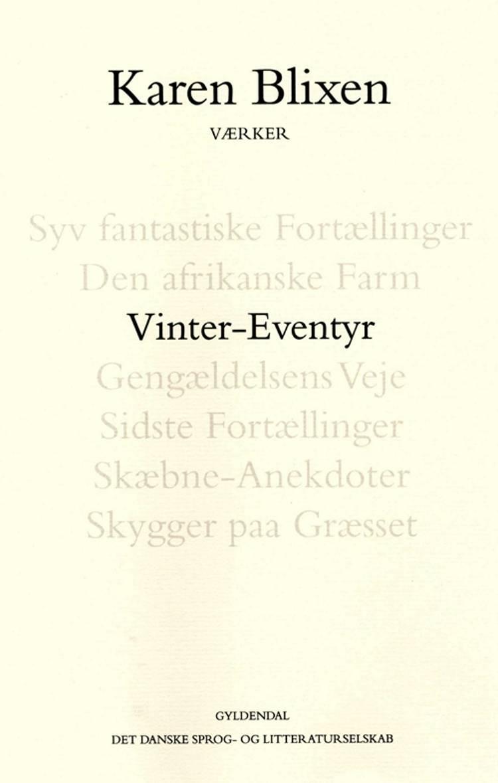 Vinter-Eventyr af Karen Blixen