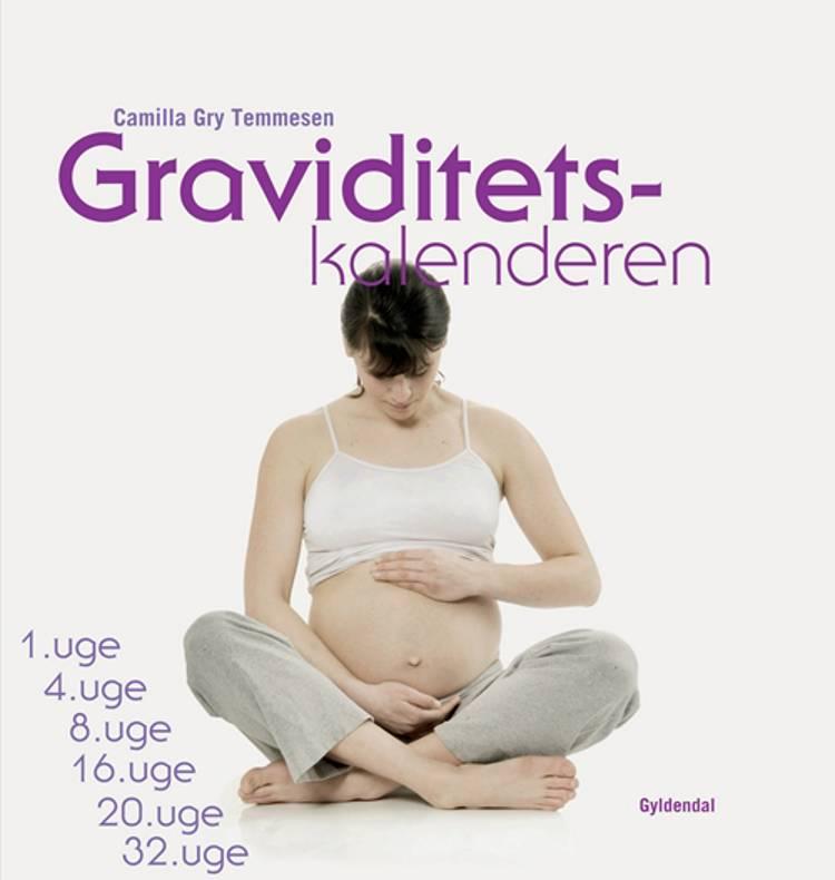 Graviditetskalenderen af Camilla Gry Temmesen