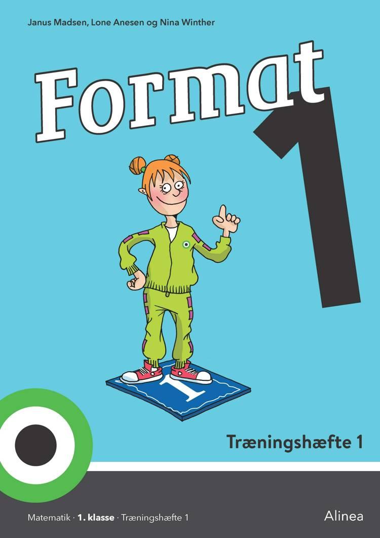 Format 1, Træningshæfte 1 af Janus Madsen, Lone Anesen og Nina Winther Arnt