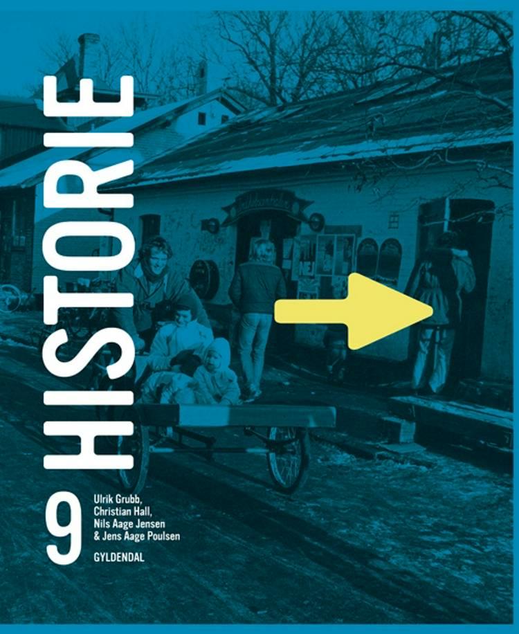 Historie 9 af Nils Aage Jensen, Jens Aage Poulsen og Ulrik Grubb m.fl.
