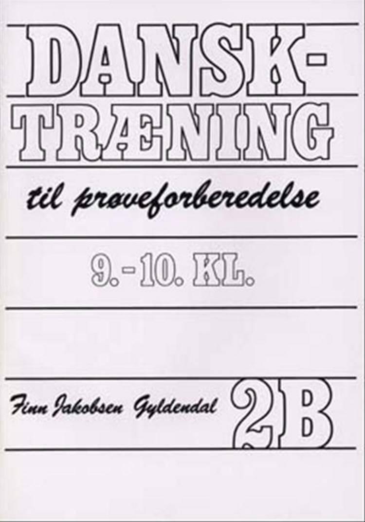 Dansktræning af Finn Jakobsen