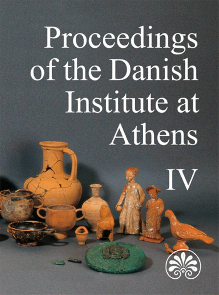 Proceedings of the Danish Institute at Athens