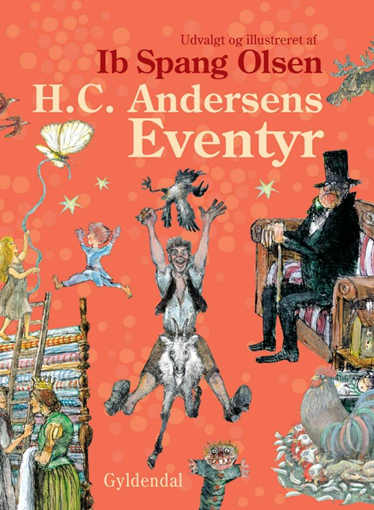 H.C. Andersens eventyr af H.C. Andersen, Ib Spang Olsen, Erling Nielsen og Erik Dal