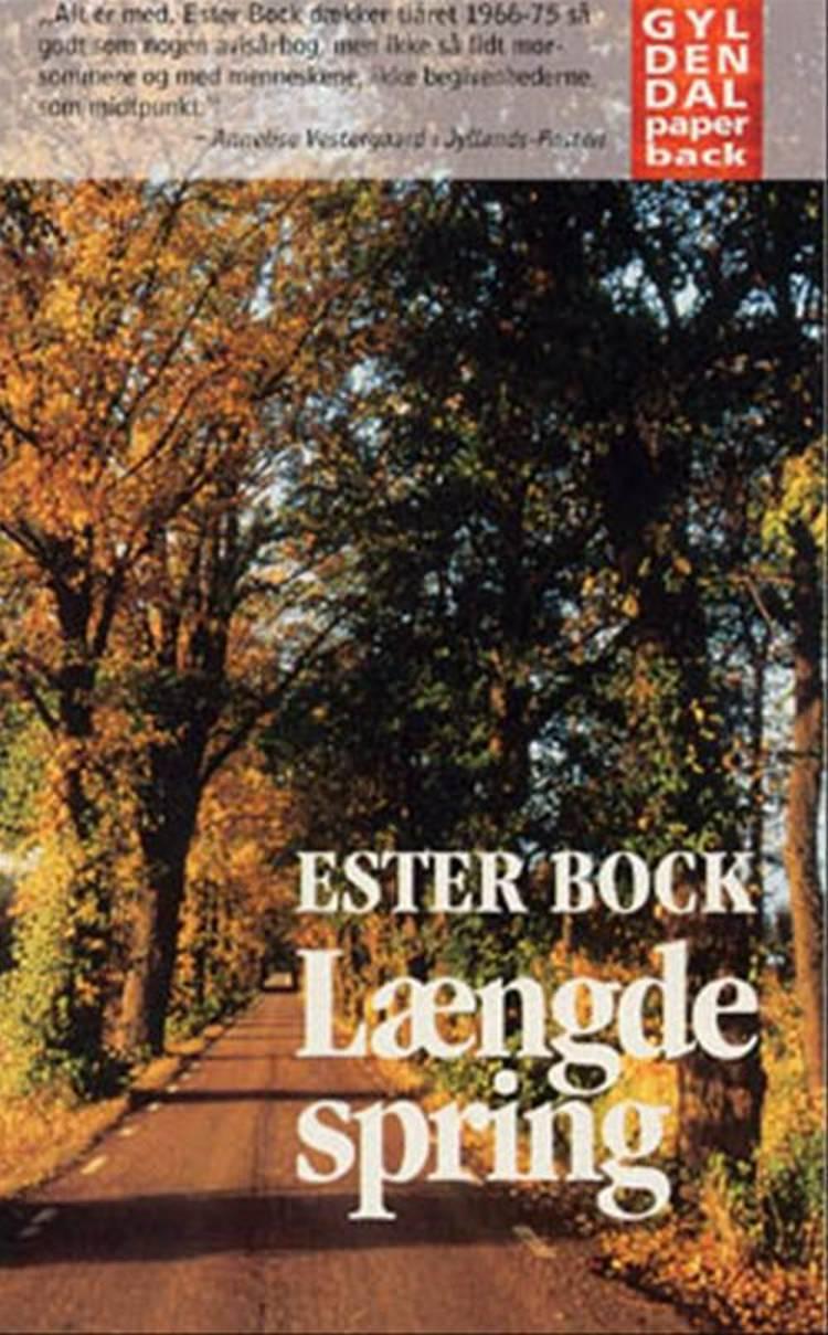 Længdespring af Ester Bock