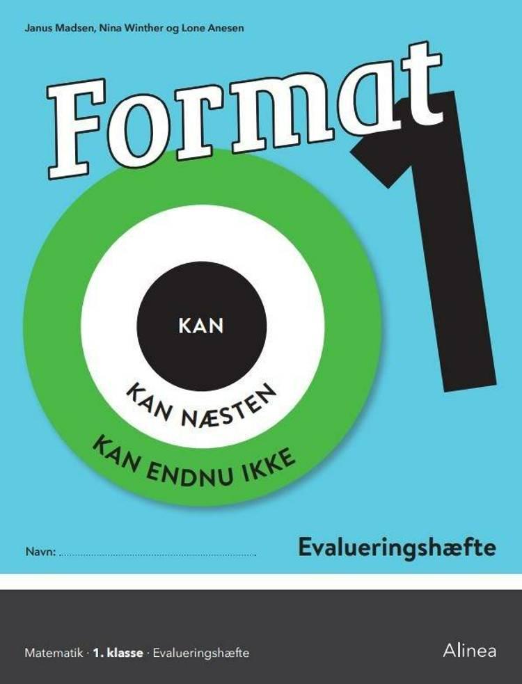 Format 1 af Janus Madsen, Lone Anesen og Nina Winther Arnt