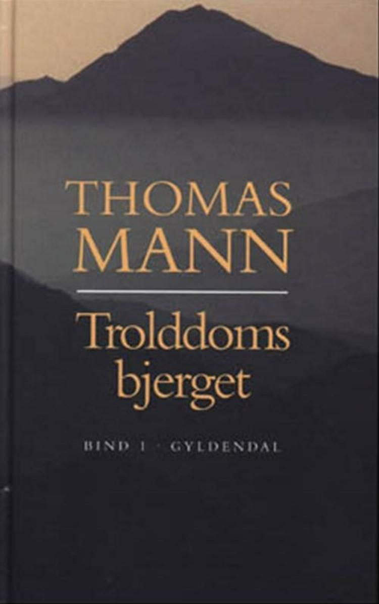 Trolddomsbjerget af Thomas Mann