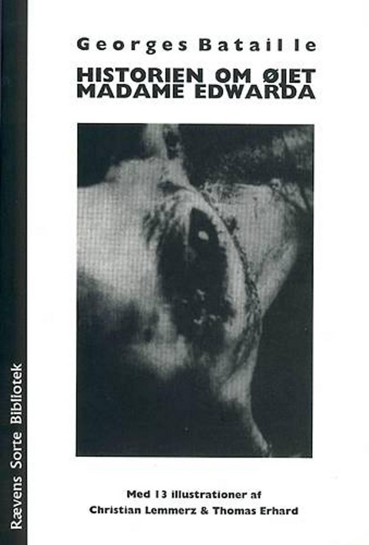 Historien om øjet Madame Edwarda af Georges Bataille