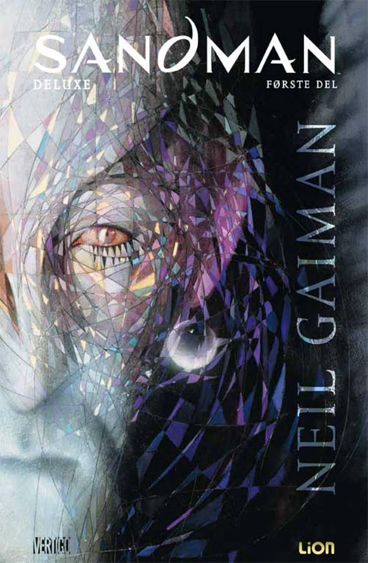 Sandman deluxe af Neil Gaiman