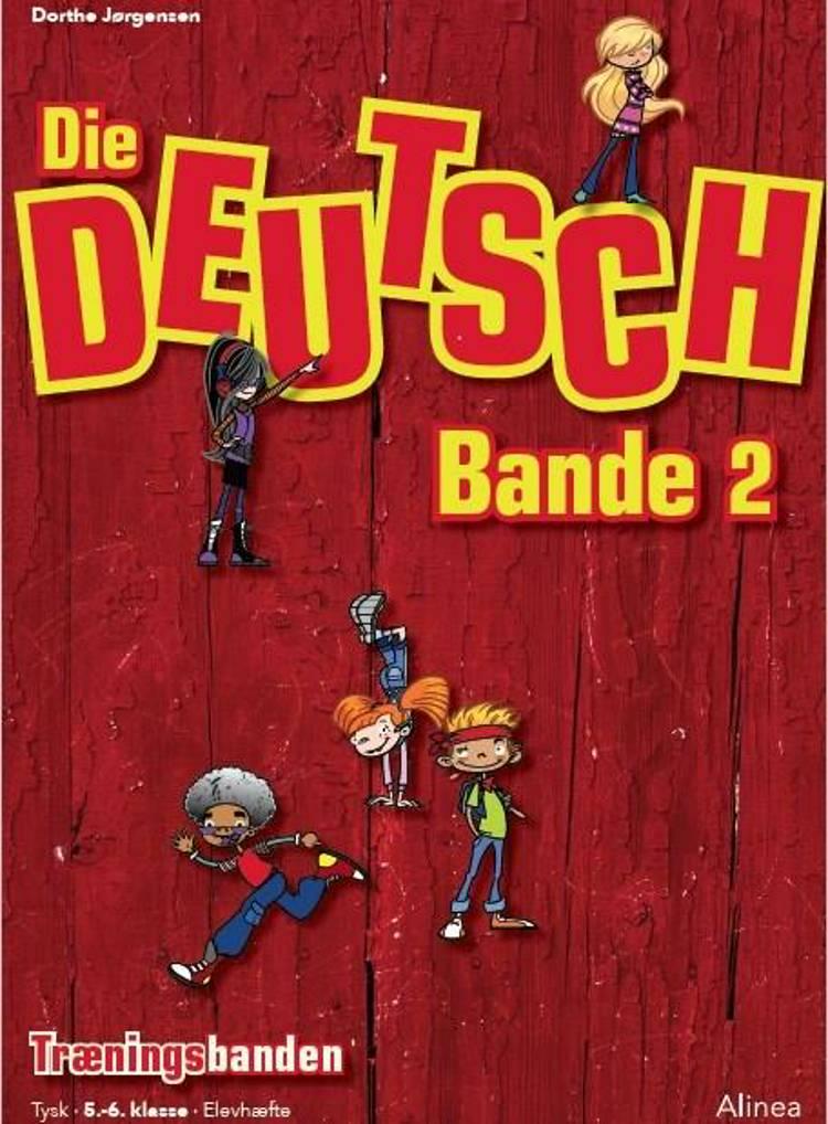 Die Deutschbande 2 af Dorthe Jørgensen