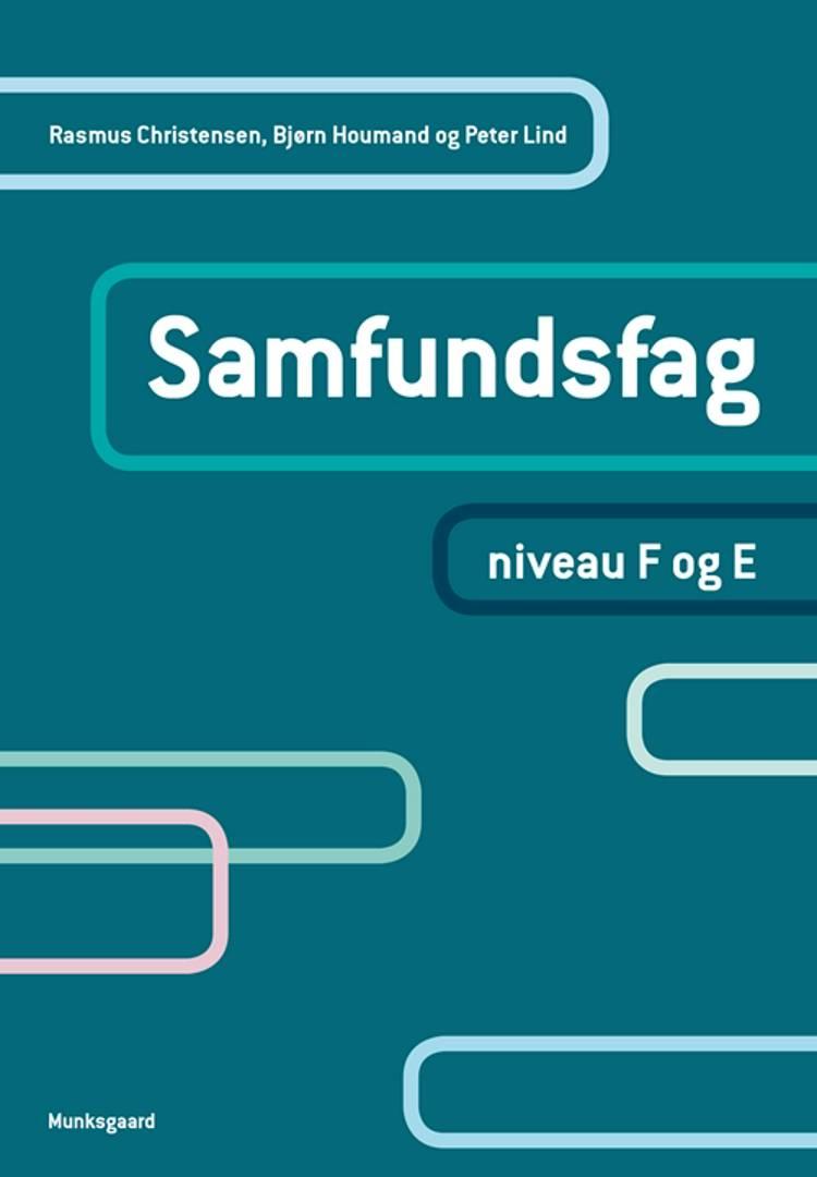 Samfundsfag, niveau F og E af Peter Lind og Rasmus Christensen