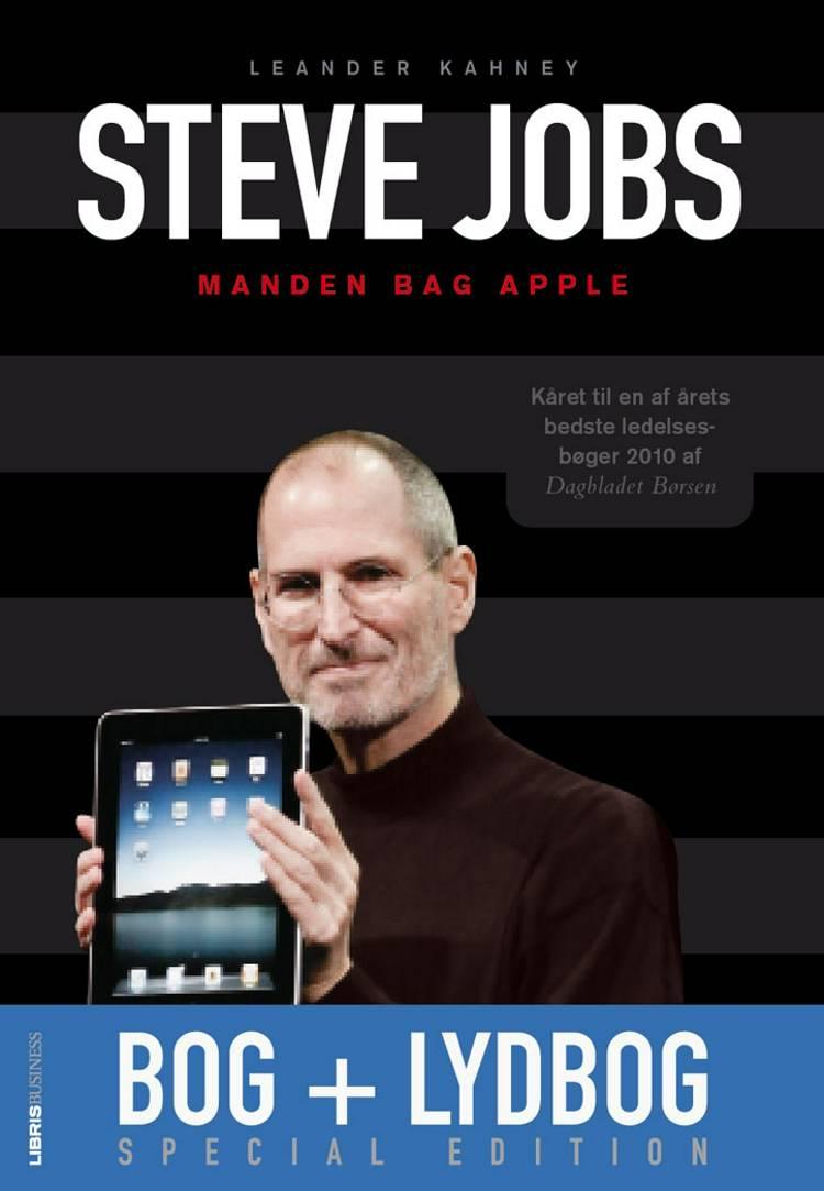 Steve Jobs af Leander Kahney
