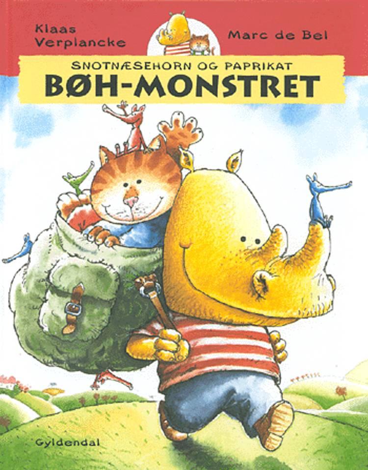 Bøh-monstret af Klaas Verplancke