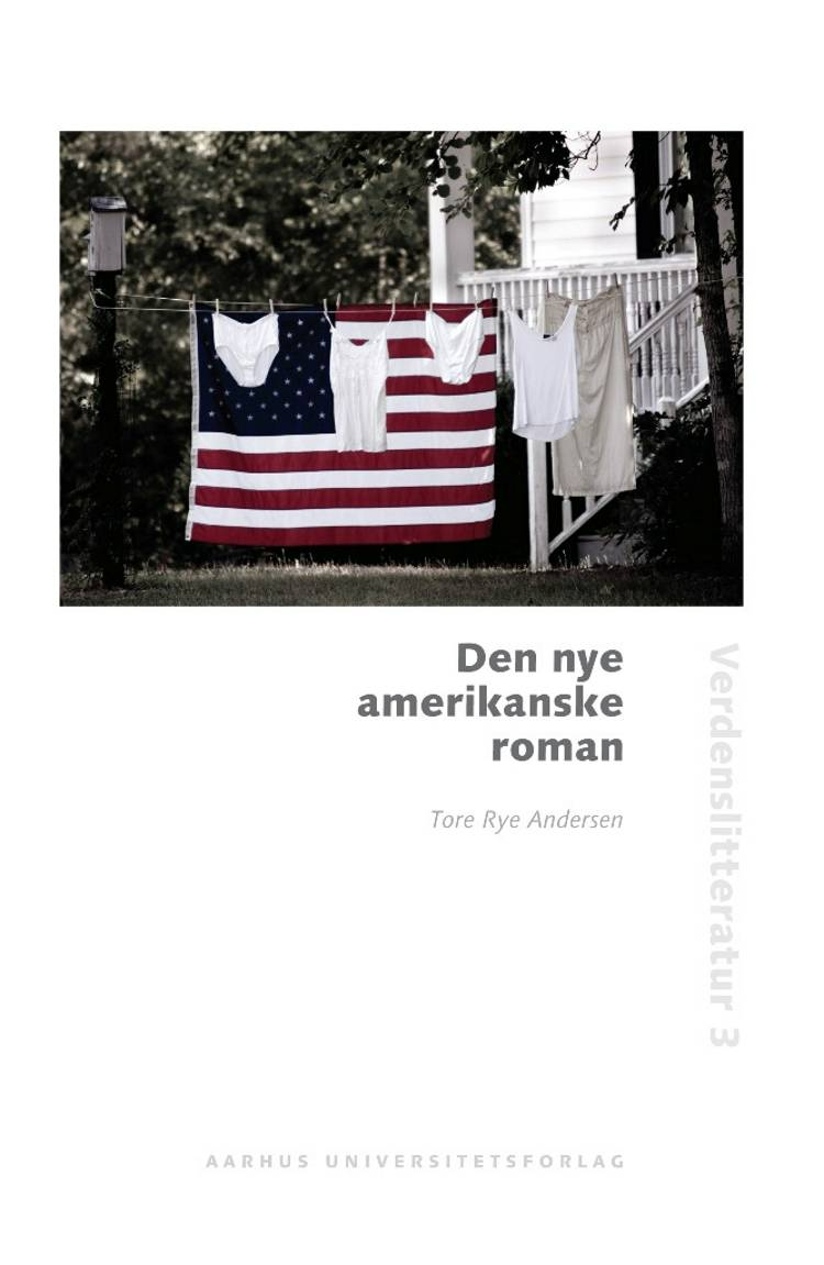 Den nye amerikanske roman af Tore Rye Andersen