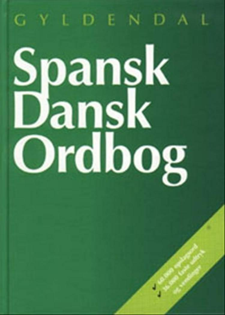 Spansk-dansk ordbog af Hanne Brink Andersen og Johan Windfeld Hansen