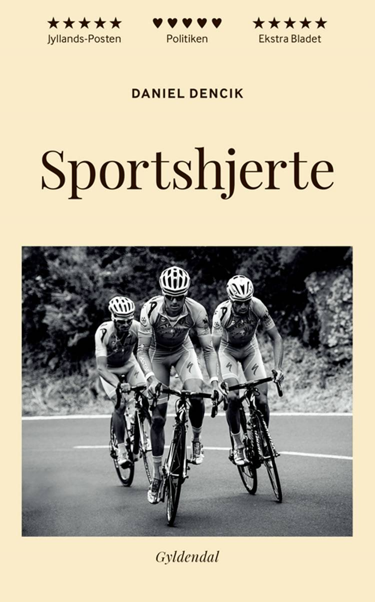 Sportshjerte af Daniel Dencik