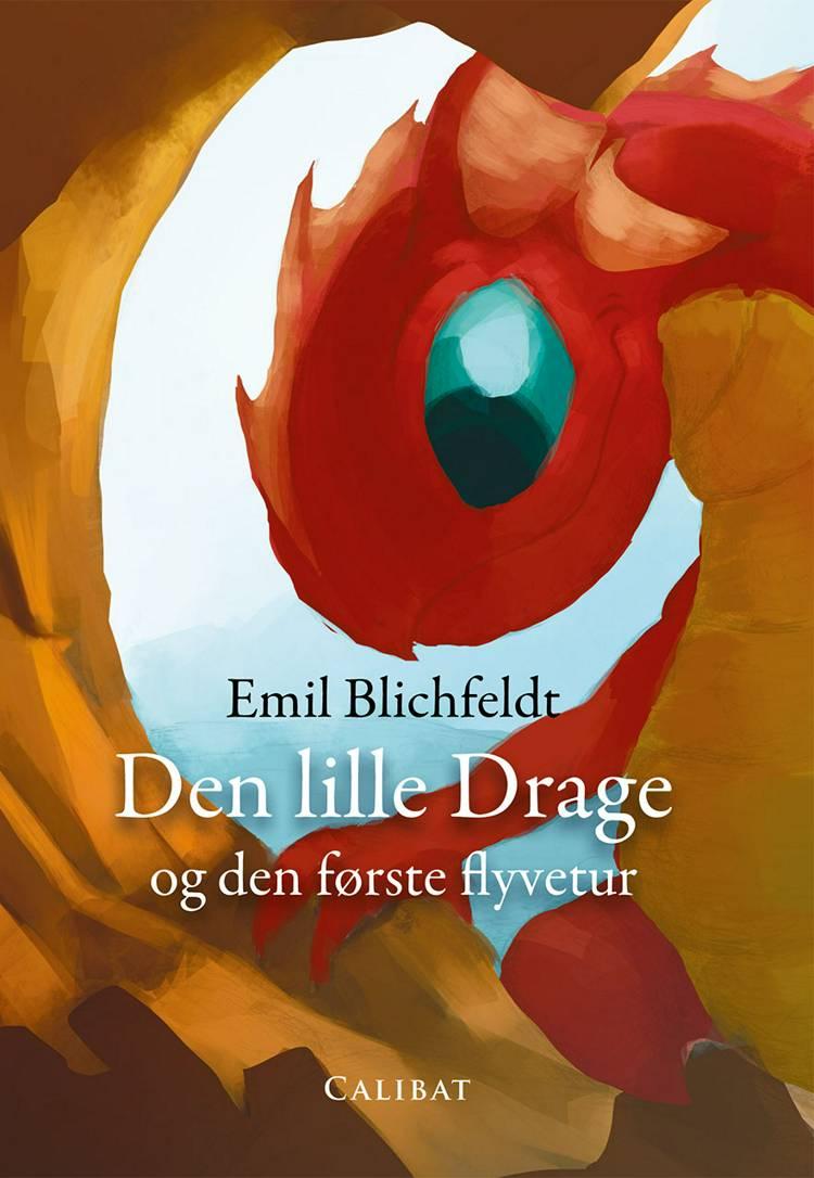 Den første flyvetur af Emil Blichfeldt