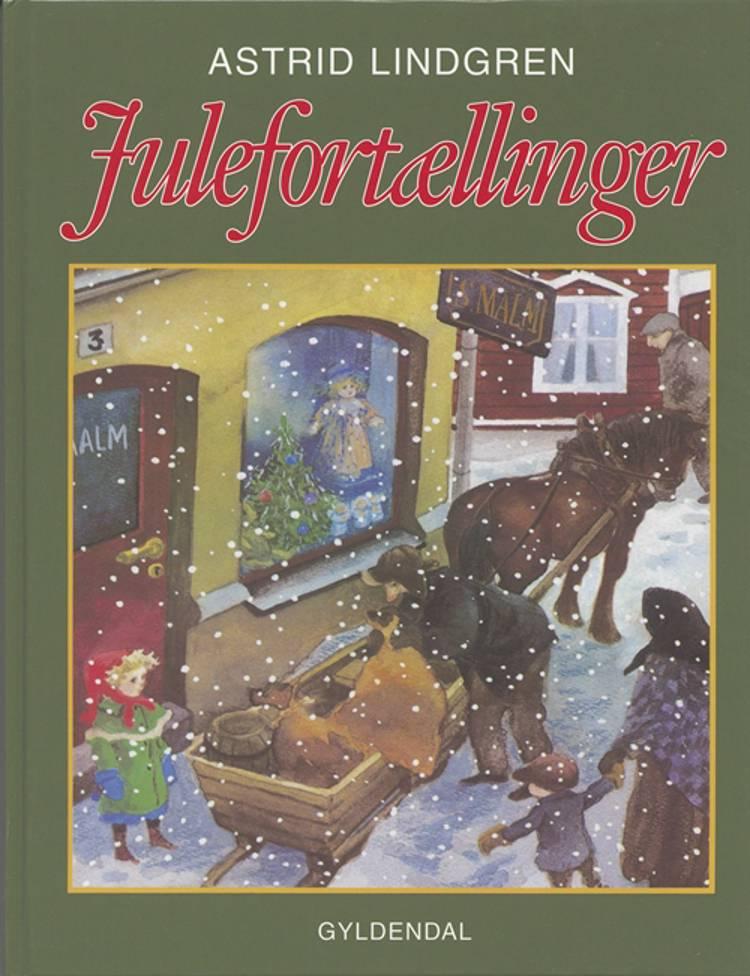 Julefortællinger af Astrid Lindgren