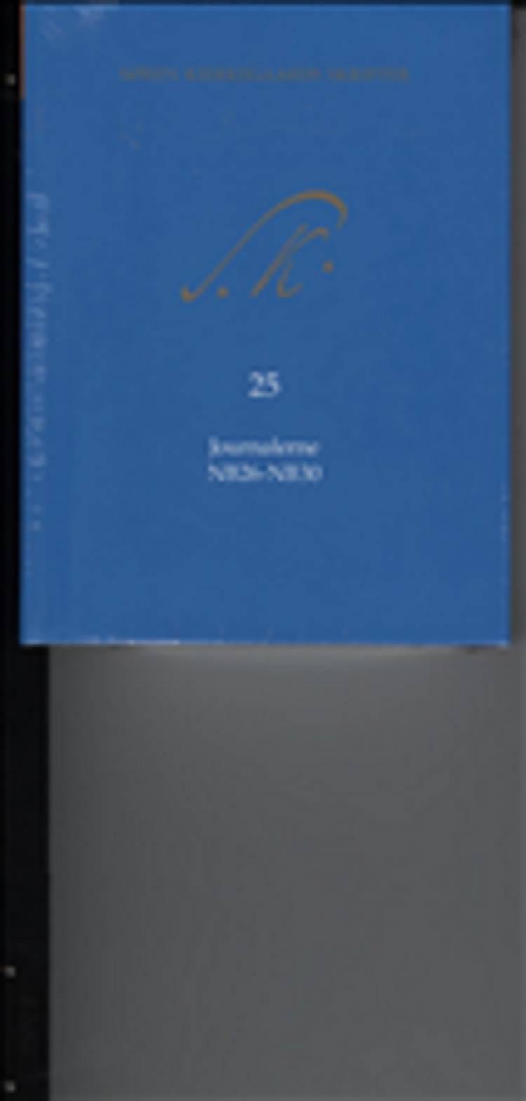 Søren Kierkegaards Skrifter - Bind 25 og K25