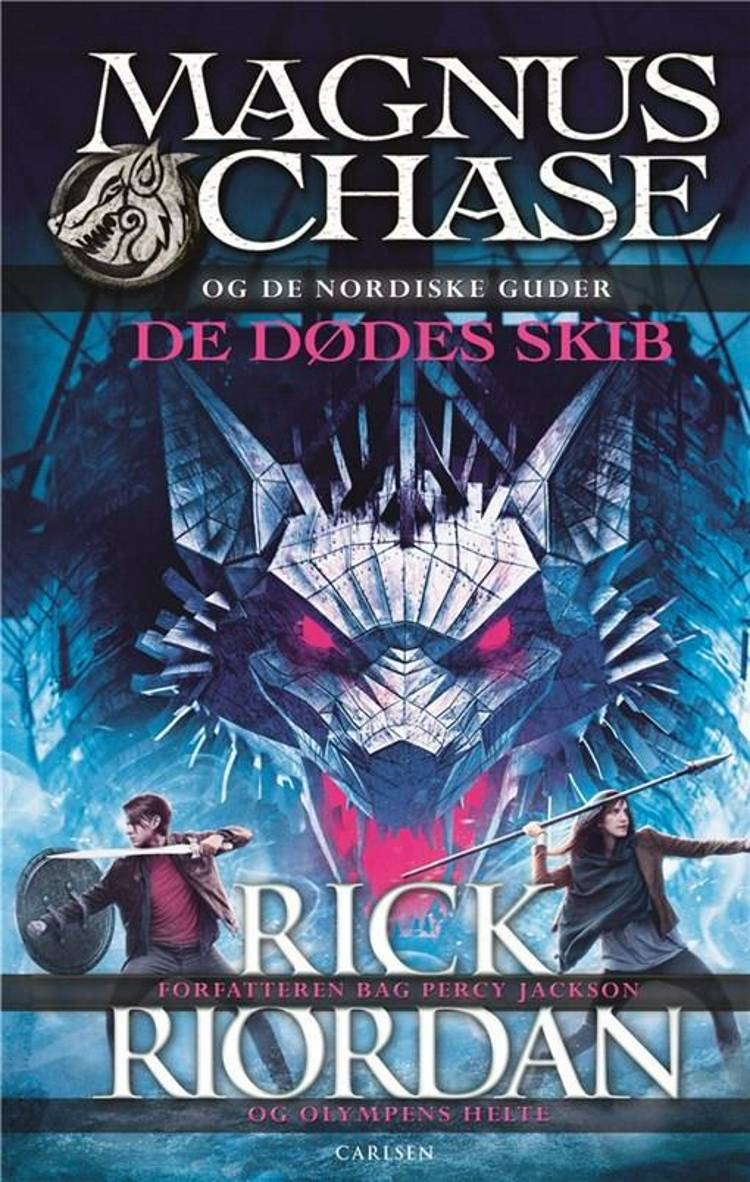 De dødes skib af Rick Riordan