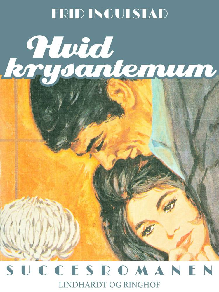 Hvid krysantemum af Frid Ingulstad
