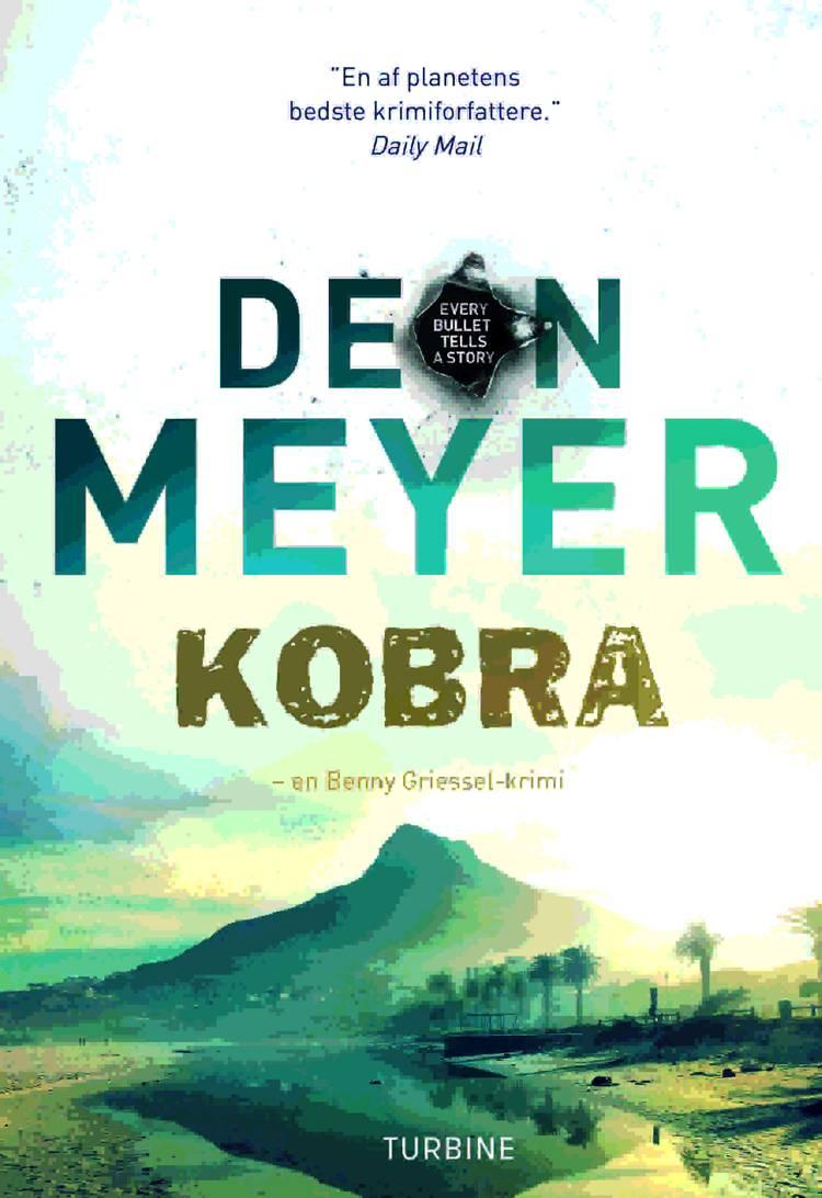 Kobra af Deon Meyer