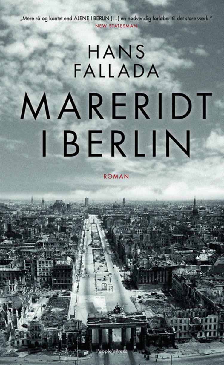 Mareridt i Berlin af Hans Fallada