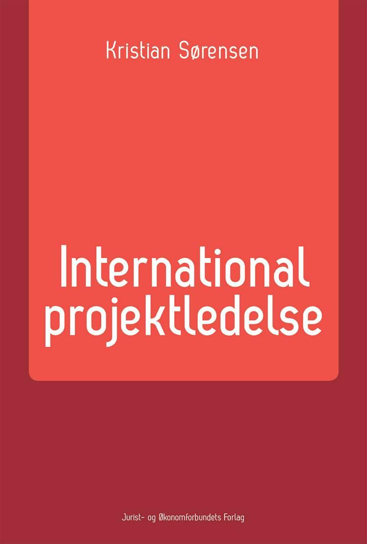 International projektledelse af Kristian Sørensen