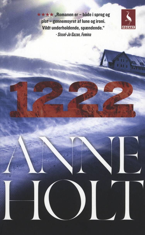 1222 af Anne Holt