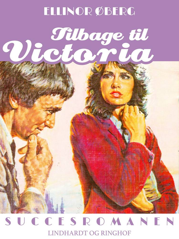 Tilbage til Victoria af Ellinor Øberg