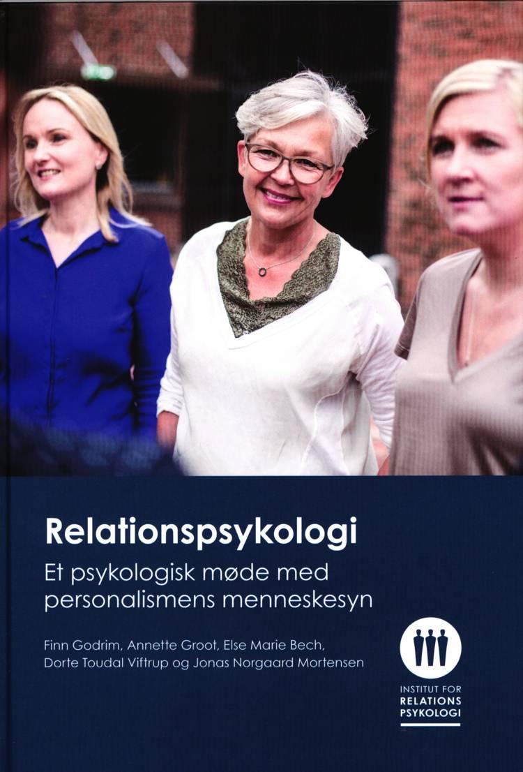 Relationspsykologi af Else Marie Bech, Finn Godrim og Annette Groot m.fl.
