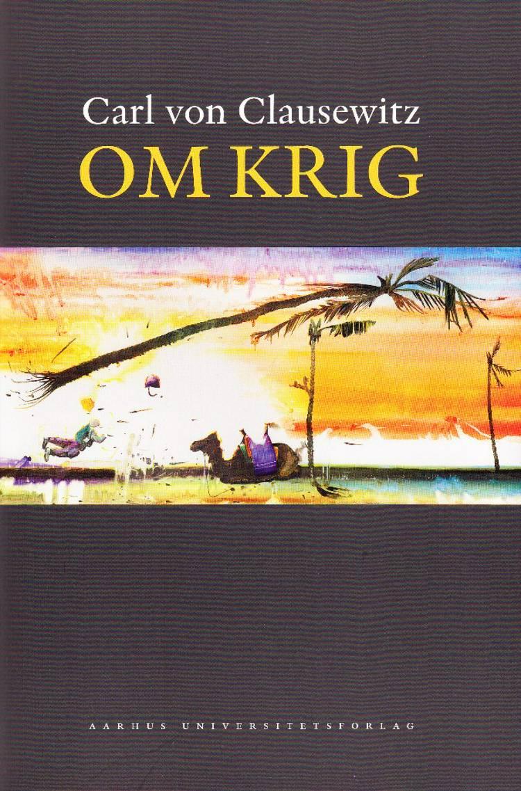 Om krig af Mikkel Thorup