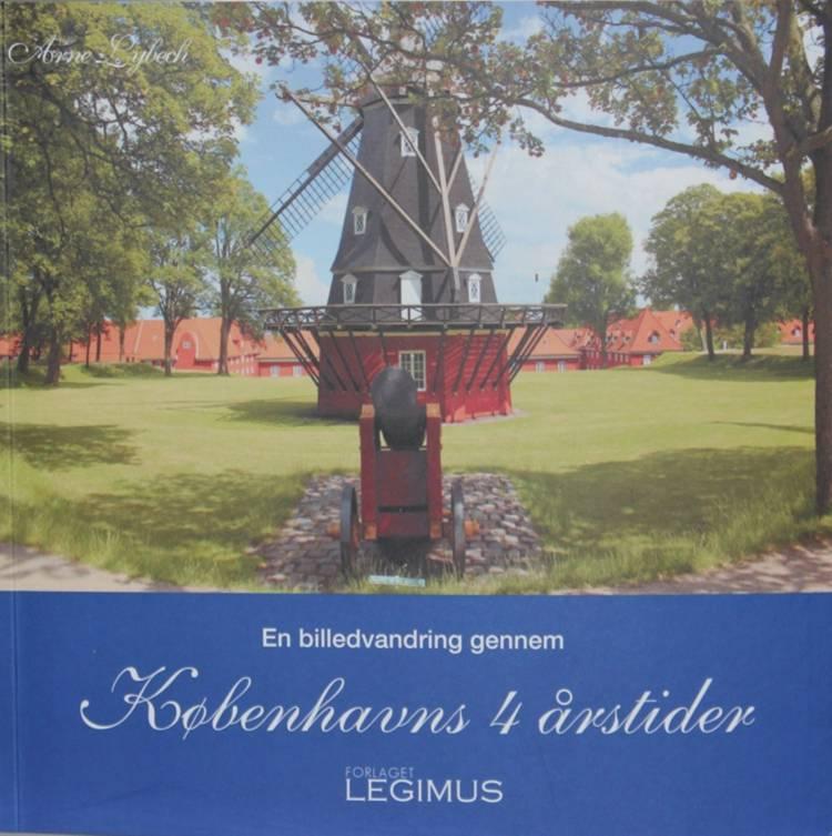 Københavns 4 årstider af Arne Lybech
