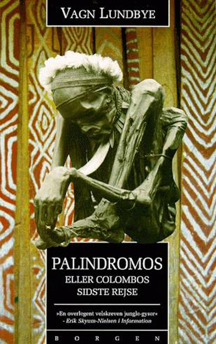 Palindromos eller Colombos sidste rejse af Vagn Lundbye