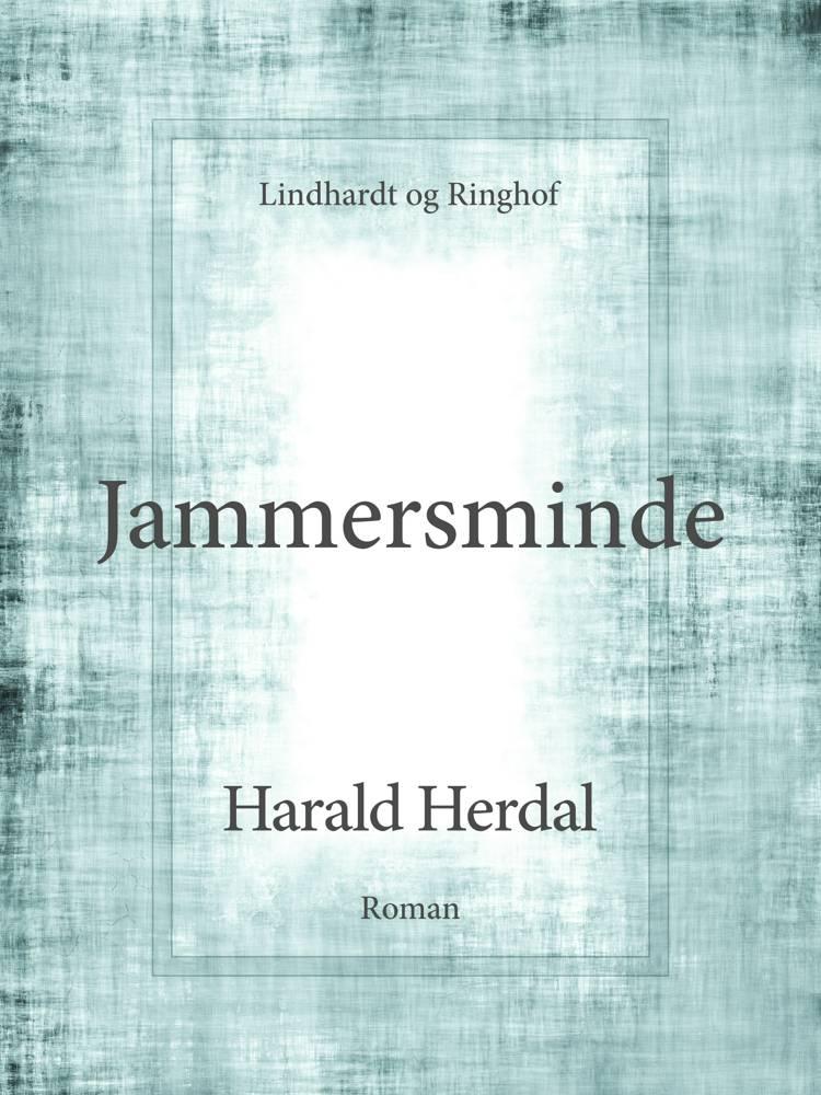 Jammersminde af Harald Herdal