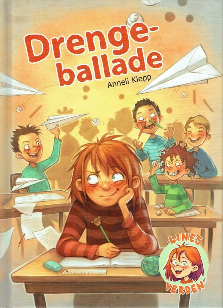 Drengeballade af Anneli Klepp