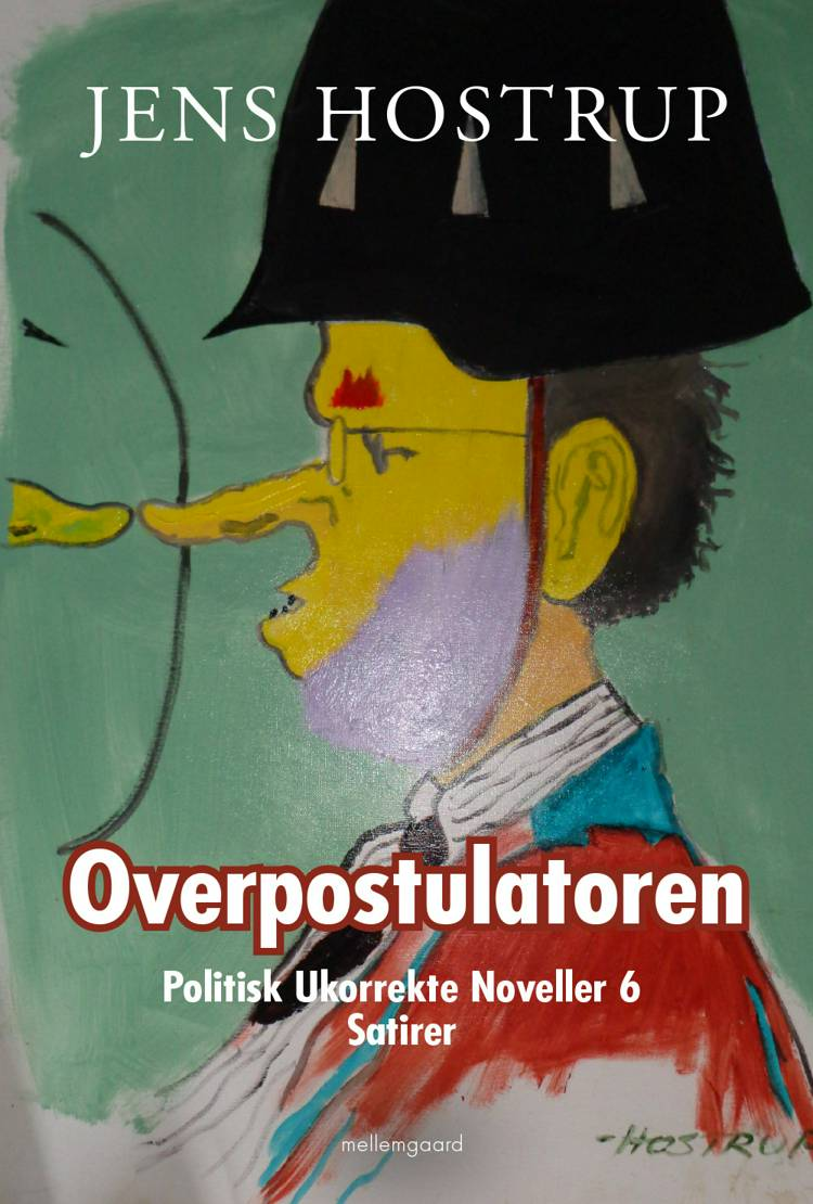 Overpostulatoren af Jens Hostrup