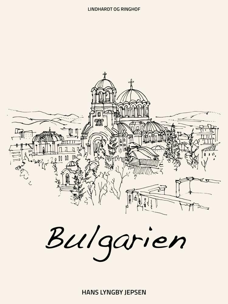 Bulgarien af Hans Lyngby Jepsen