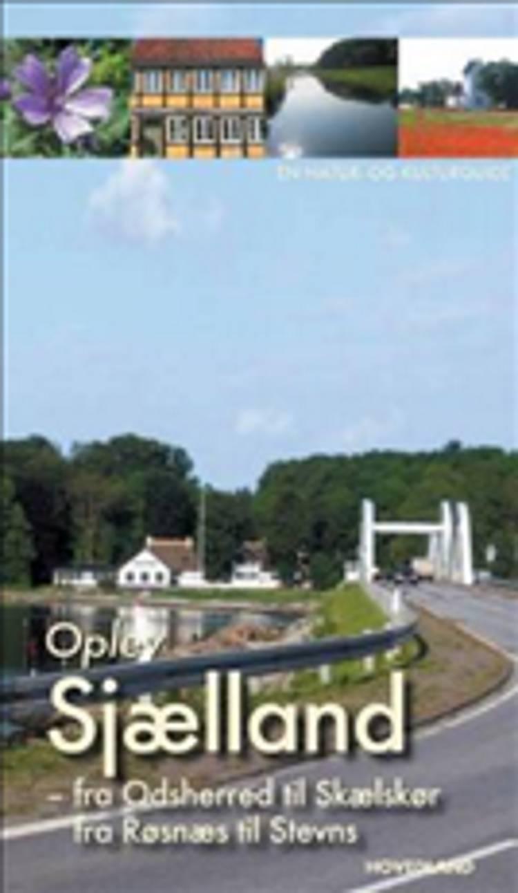 Oplev Sjælland - fra Odsherred til Skælskør og fra Røsnæs til Stevns af Søren Olsen