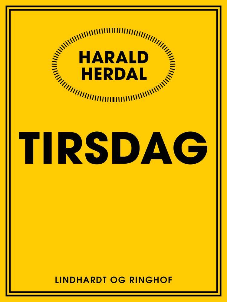 Tirsdag af Harald Herdal