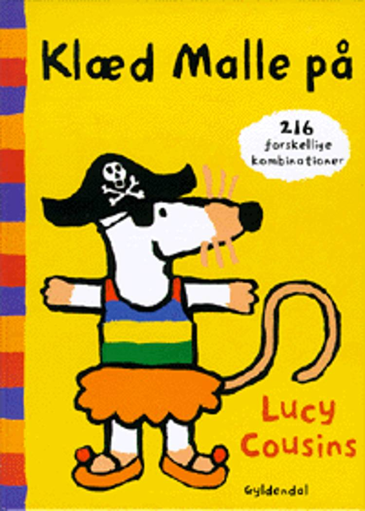 Klæd Malle på af Lucy Cousins