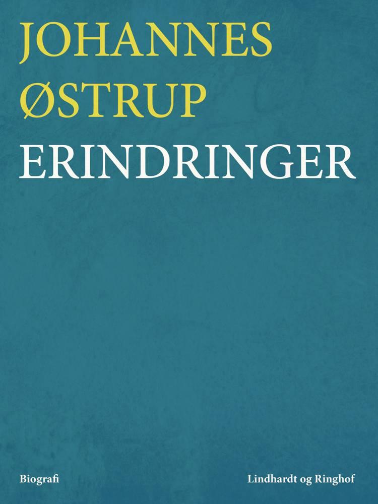 Erindringer af Johannes Østrup